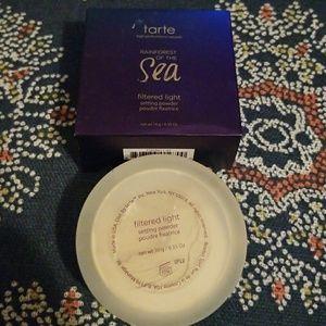 Tarte Rainforest of the sea setting powder